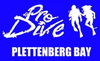 Pro Dive Plettenberg Bay